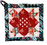 Potholder1 - Morning photo