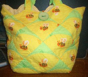 Как сшить пляжную сумку мастер-класс,сумка,шить.